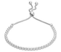 -Armband Basic 925er Silber 31 Zirkonia One Size 87911462