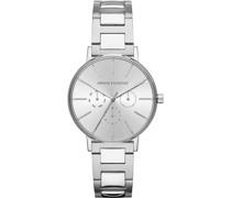 -Uhren Analog Quarz Rosé Edelstahl 32002134