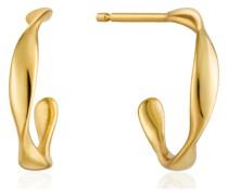 -Ohrstecker Twist Mini Hoop Earrings 925er Silber 32014178