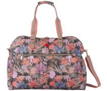 1 Stück  Flower Field Weekender Reisetasche
