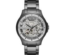 -Uhren Automatik One Size Edelstahl 88127021