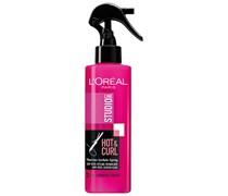 200 ml Hot & Curl Thermo-Locken-Spray Haarspray