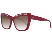 Sonnenbrille Burgundy