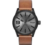 -Uhren Analog Quarz One Size Leder 87011861