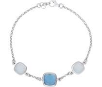 -Armband 925er Silber 2 Glasstein One Size 88182154 Armbänder & Armreifen