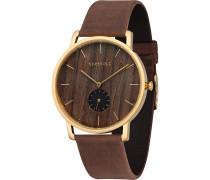 Unisex-Uhren Analog Quarz One Size 87326179