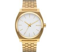 -Uhren Analog Quarz One Size Edelstahl 32002957