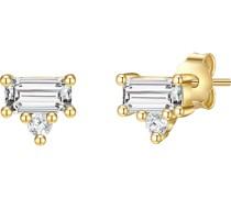 -Ohrstecker 925er Silber Zirkonia One Size 88252578
