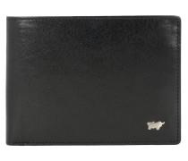 Basic Secure Geldbörse RFID Leder 12 cm