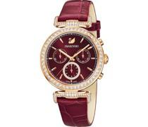 -Uhren Analog Quarz One Size Leder 87538788