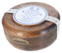 Windsor Shaving Soap in Mahagony Bowl