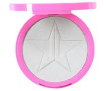 Puder Gesichts-Make-up 15g Silber