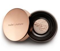 Setting Powder Gesichts-Make-up Puder 10g WeissClean Beauty
