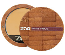 6 g 728 - Very light Ochre Bamboo Compact Foundation