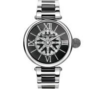 -Uhren Analog Quarz One Size Edelstahl 87174298
