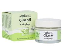 Olivenöl Nachtpflege Creme