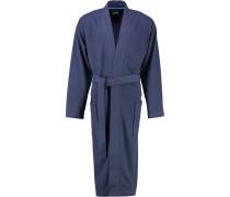 Bademantel Kimono 816 marine - 14