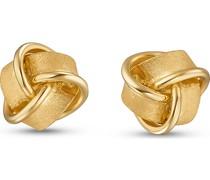 -Ohrstecker 585er Gelbgold One Size 81781729