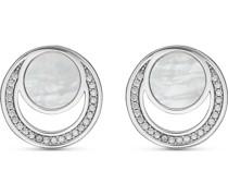 Silver-Ohrstecker 925er Silber 48 Zirkonia One Size 88006691