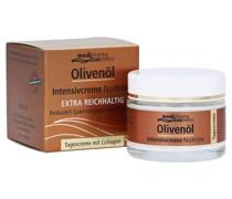 Olivenöl Intensivcreme Nutritiv Tagescreme mit Collagen