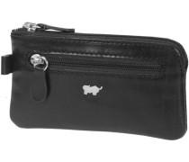 Basic Schlüsseletui Leder 12 cm