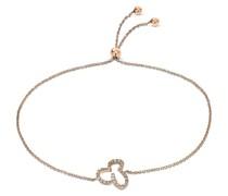 -Armband 375er Roségold 33 Diamant One Size 87622631