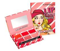 Lippenstift Lippen-Make-up Make-up Set 2.4 g Rot