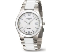 Boccia-Uhren Analog Quarz One Size 88009321