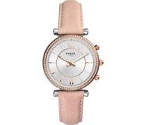 -Uhren Analog One Size Leder 87644171