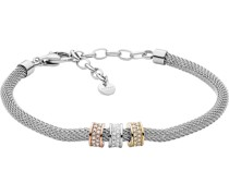 -Armband Edelstahl Glasstein One Size 87925587