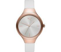 -Uhren Analog Quarz Bicolor 32012490