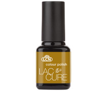 "8 ml  Nr. 408 - Gold Honey Princess Lac&Cure ""Rich Velvet"" Nagellack"