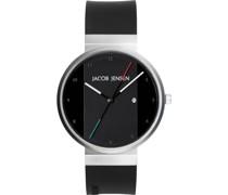 -Uhren Analog Quarz One Size Kautschuk 32002101