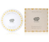 Organic Flowers Sun Pact Natural Tone Up 16g