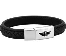 -Armband Leder One Size 87669114