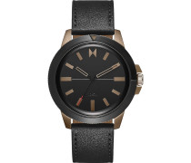 -Uhren Analog Quarz Grau/Blau 32015115