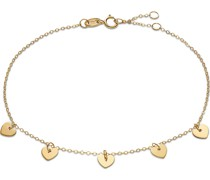 -Armband 375er Gelbgold One Size 88125843
