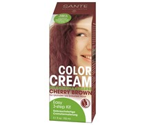 150 ml  Cherry Brown Color Cream Pflanzenhaarfarbe