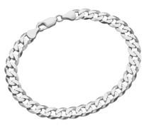 Armband Panzerkette, massiv, Silber 925