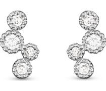 -Ohrstecker 925er Silber 4 Zirkonia One Size 87957136