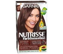 1 Stück  4.15 - Tiramisu Braun Nutrisse Farbsensation Intensivcoloration Haarfarbe
