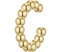 -Einzelner Ohrschmuck 925er Silber Gelbgold 32013950