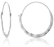 -Creolen Crush Hoop Earrings 925er Silber 32014152