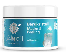 Bergkristall - Maske & Peeling nährend 30ml