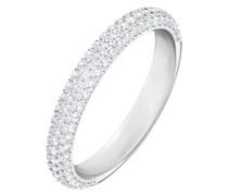 -Damenring Metall Kristalle 58 32004764