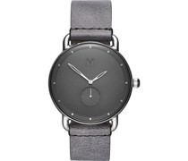 -Uhren Analog Quarz Silber 32001526