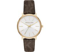-Uhren Analog Quarz Braun Braun 32010367
