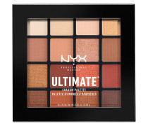 100 g Ultimate Shadow Palette Warm Neutral Lidschattenpalette