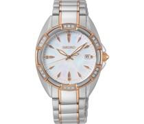 -Uhren Analog Quarz One Size Edelstahl 87853063