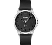 HUGO-Uhren Analog Quarz One Size 88219261